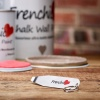 Frenchic can opener keyring