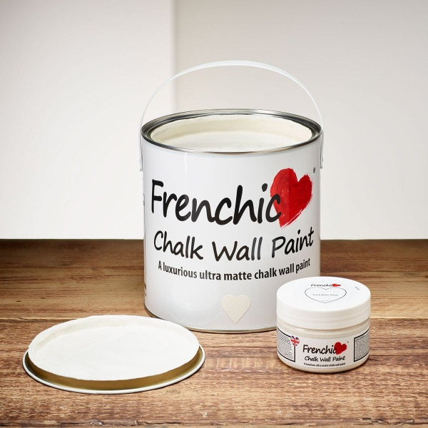 Wall paint Whiter than white 2.5ltr