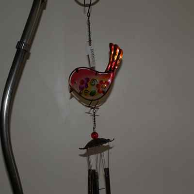 Red Bird Wind chime