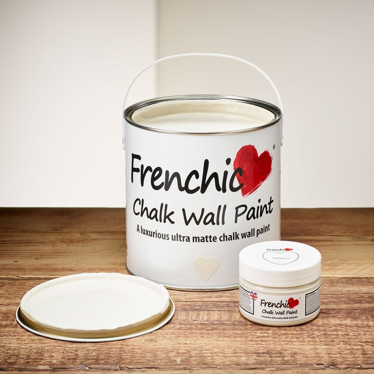 Wall paint Parchment 2.5ltr