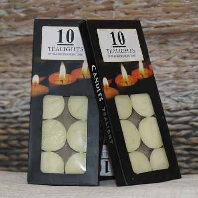 Candle Tealights x10