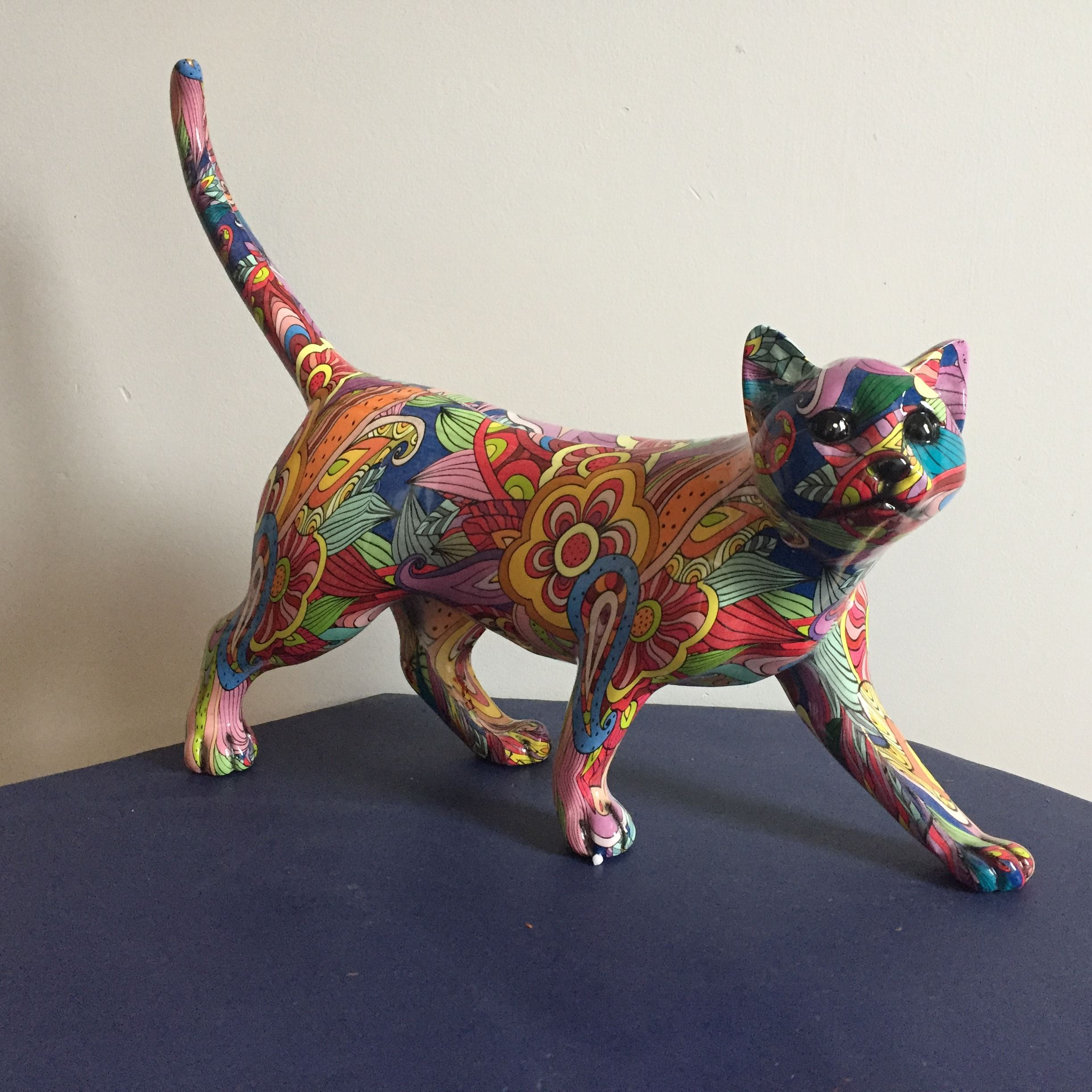 Groovy Cat Ornament
