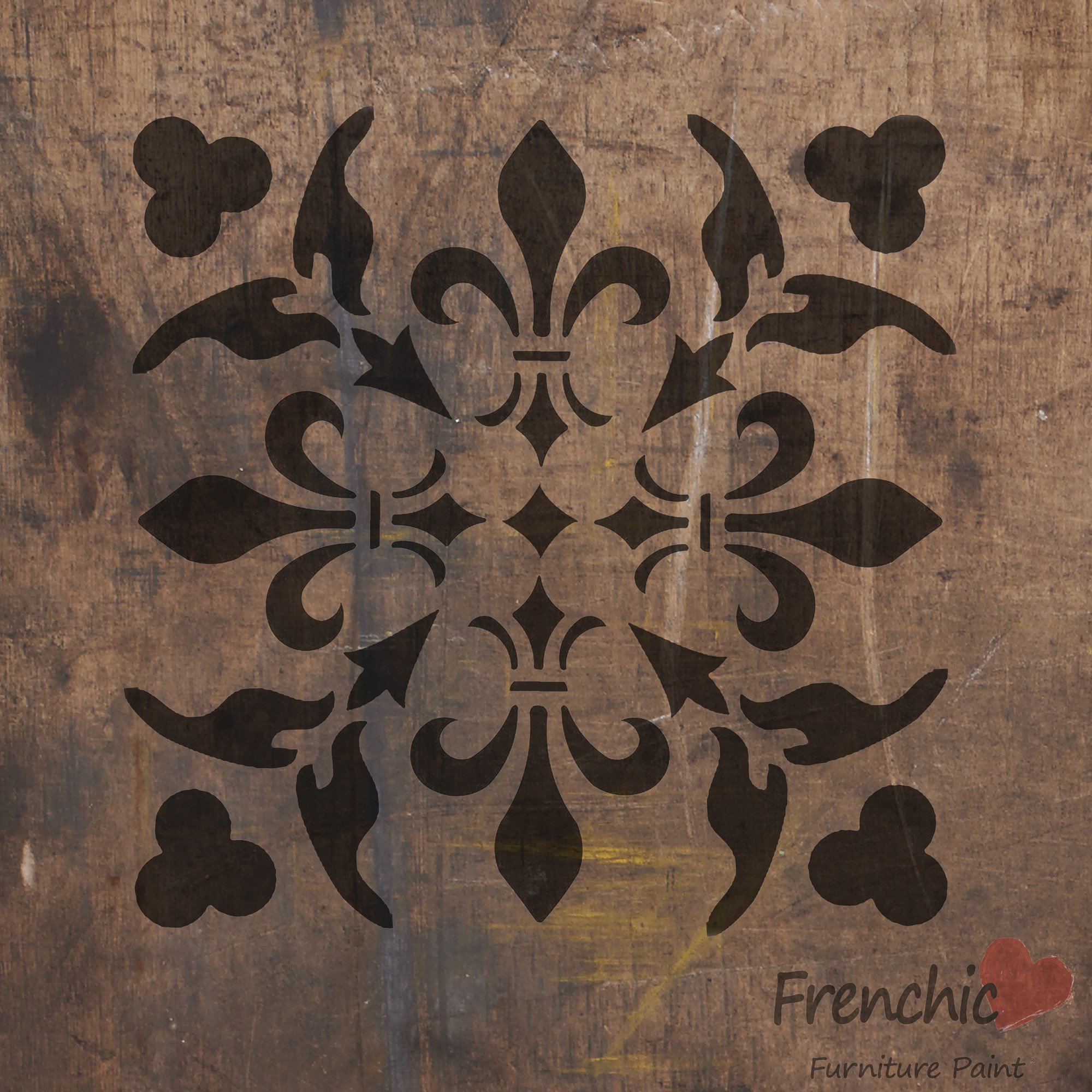 Frenchic Stencil Touch of Class
