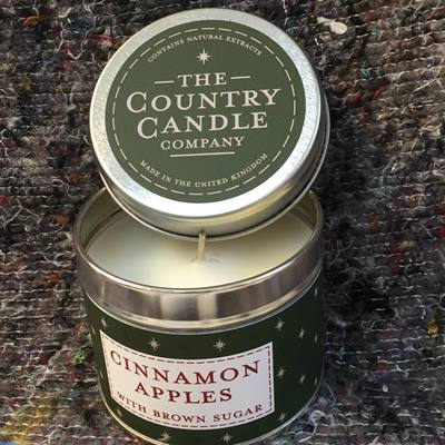 Country Candle Cinnamon Apple