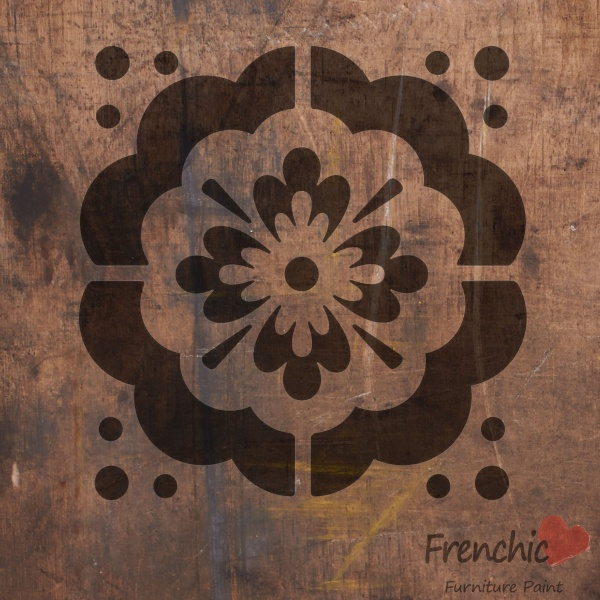 Frenchic Stencil Yorkshire Lass